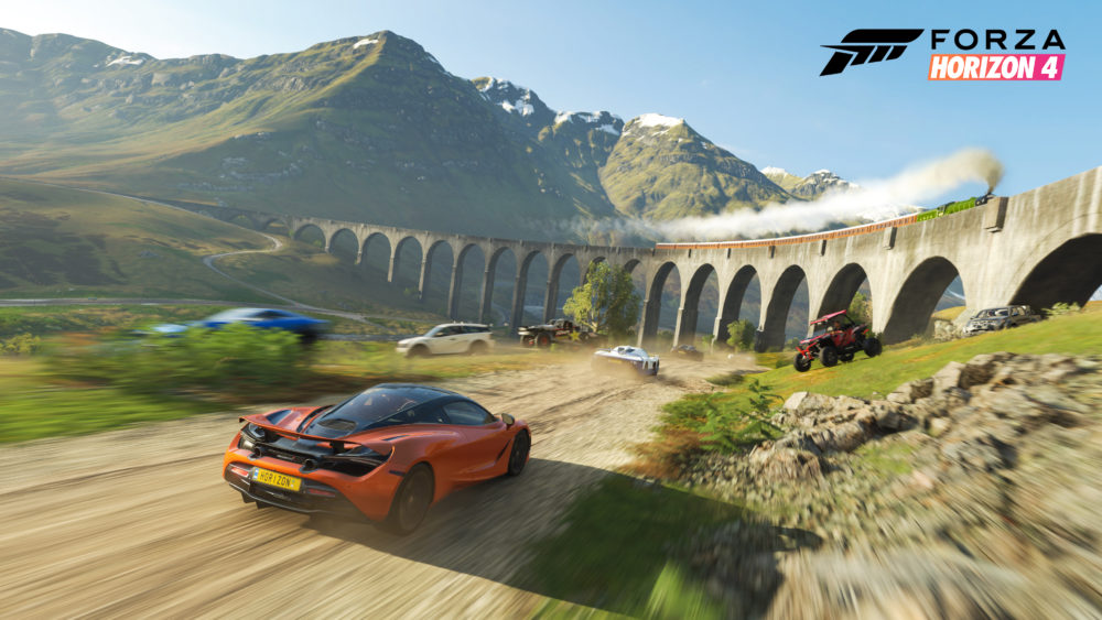 Games Review Forza Horizon 4 Xbox One 2018 Has A Rattle In The