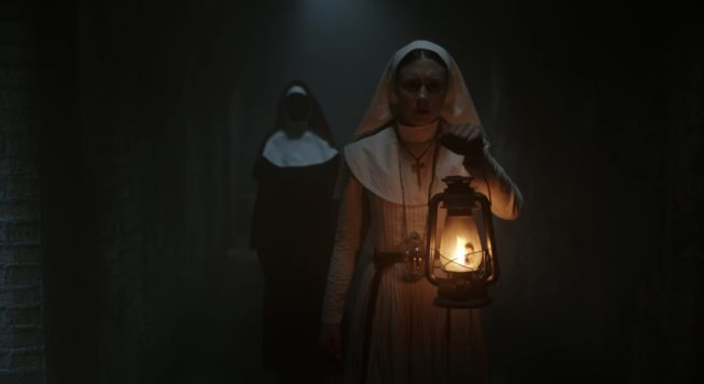 Film Review: Is The Nun (USA, 2018) a sinister ghost story