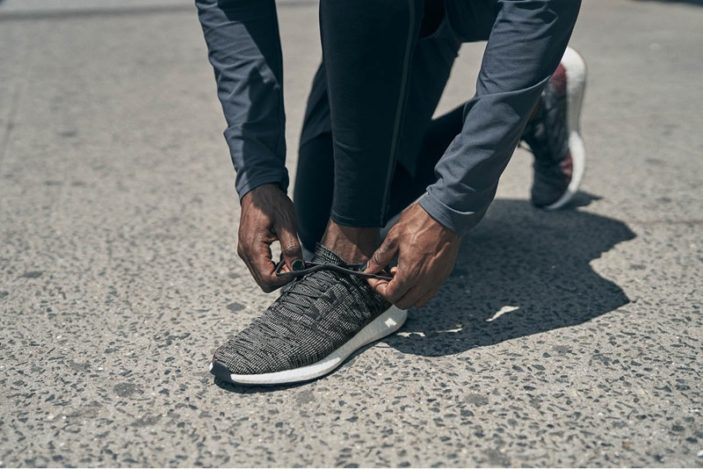 """info for 875b4 2dc31 The successful trademark BOOST midsole is an expected inclusion, taking the  """"if it ain't broke, don't fix it"""" approach to energy return and the  Pureboost ..."""