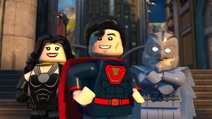 Games Review Lego Dc Super Villains Ps4 2018 Is So Bad Its Good