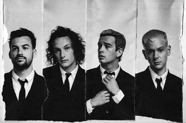 Album Review The 1975 A Brief Inquiry Into Online Relationships