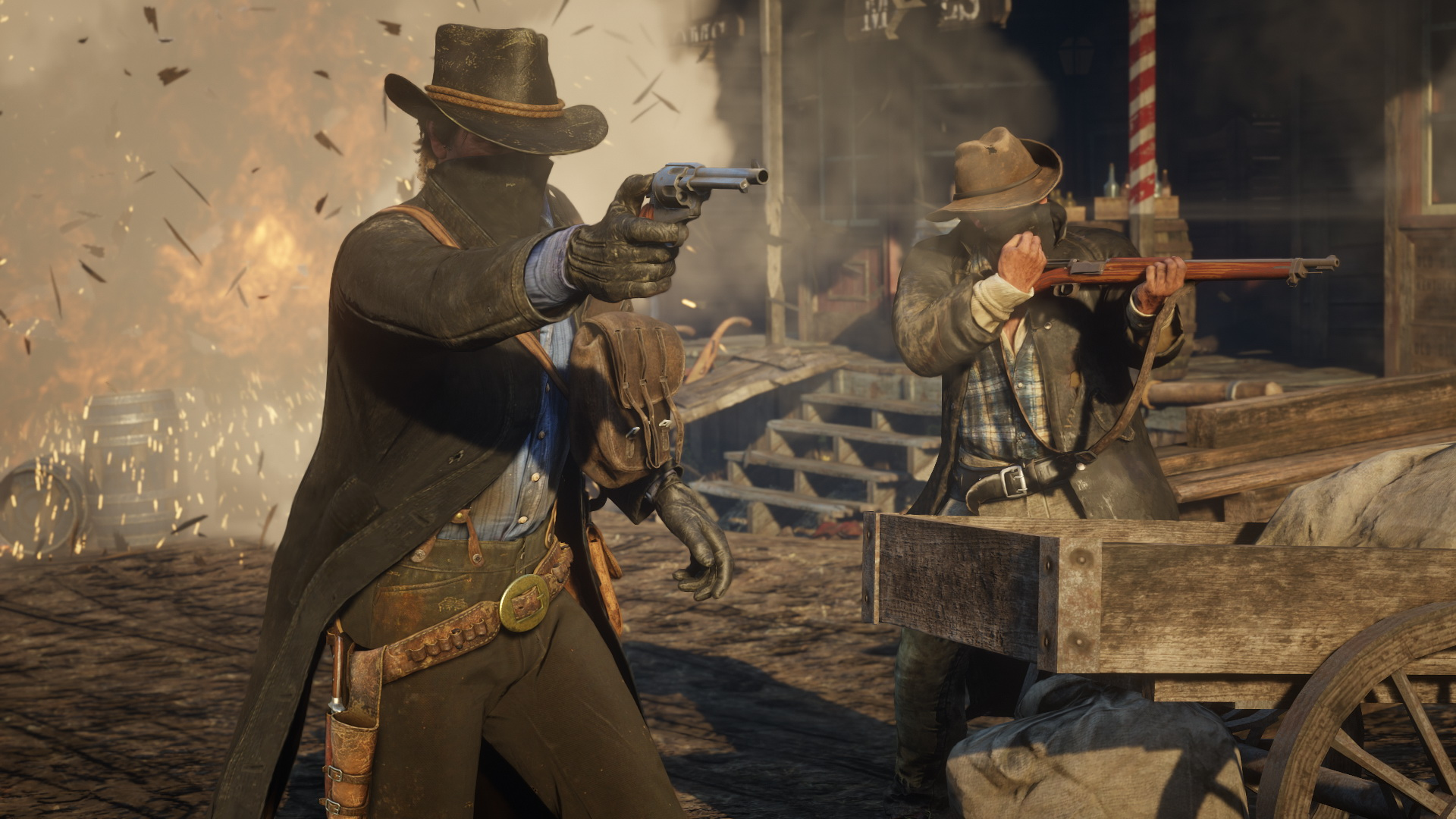 Red Dead Online features an easy way to fast travel