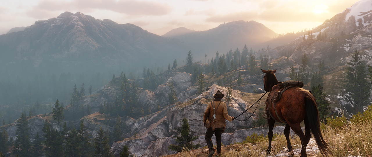Games Review: Red Dead Redemption 2 (PS4, 2018) is a once-in