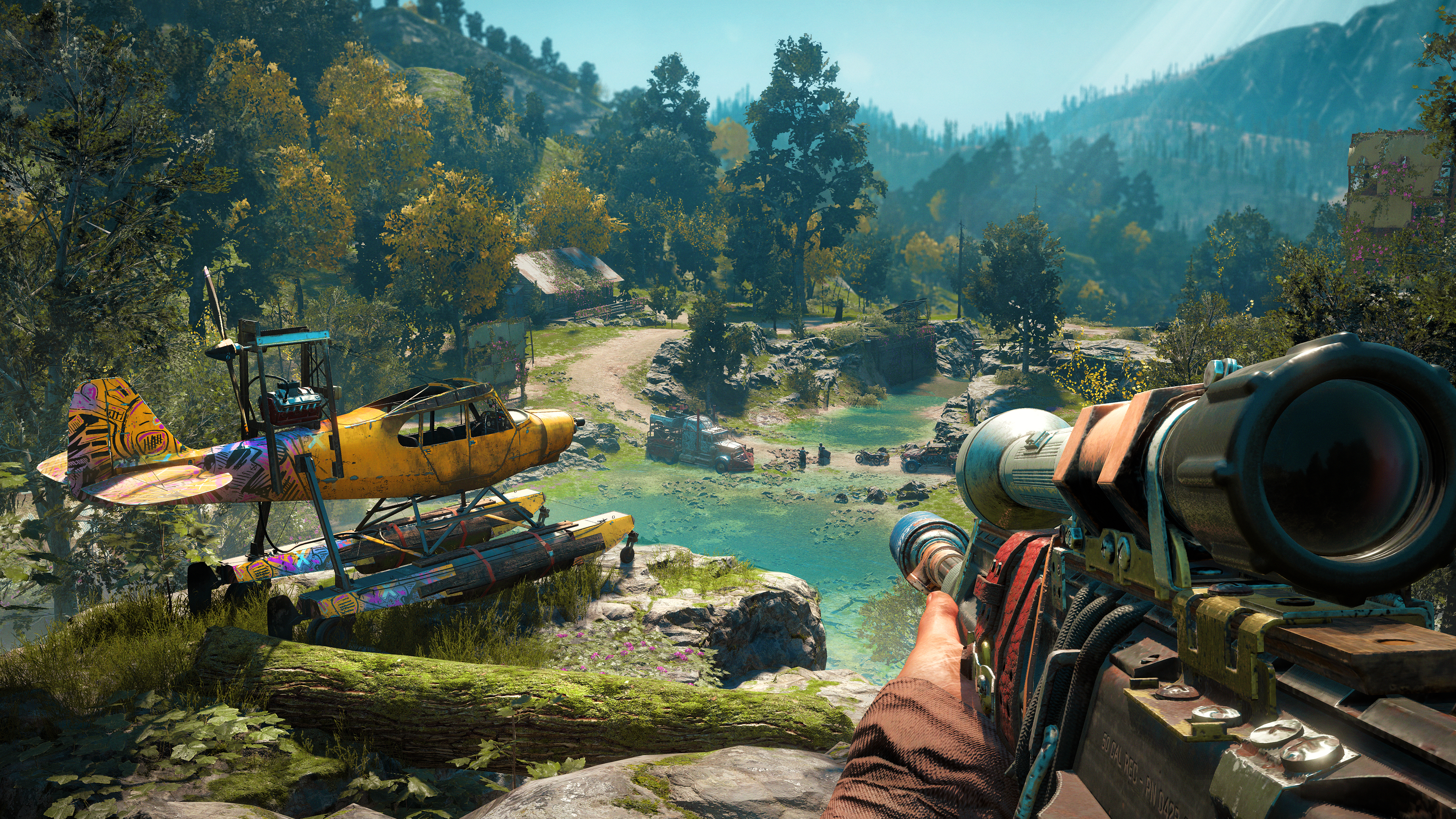 Games Preview Far Cry New Dawn Feels Like Ubisoft S Way Of Owning