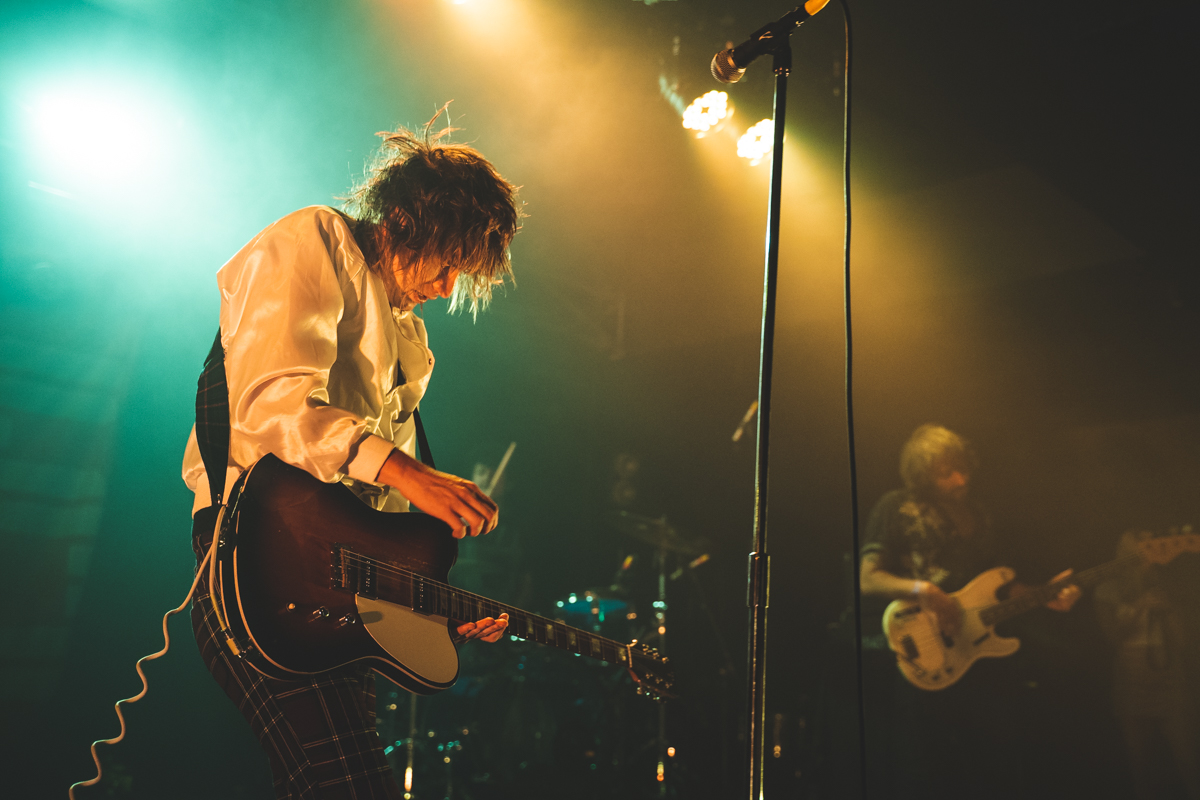 Live Review: The Delta Riggs + Tiny Little Houses + Bec