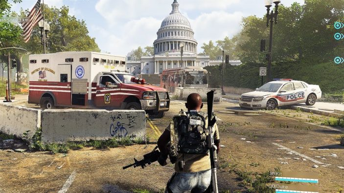 The Division 2 Review: Better Looter, Better Shooter – The