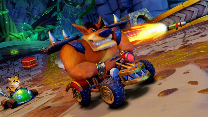 Crash Team Racing Nitro-Fueled Review: Fuelled by nostalgia – The AU